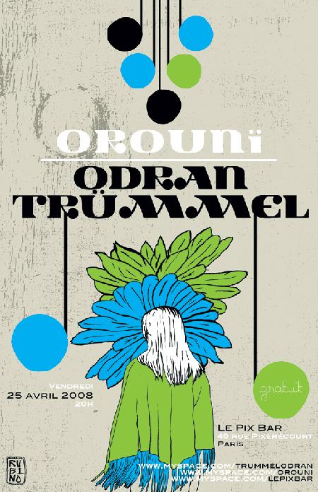 Orouni + Odran Trümmel in concert
