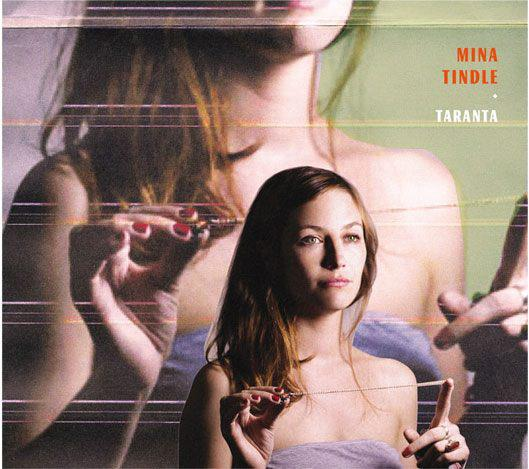 Mina Tindle's first album will be released on March 19th 2012
