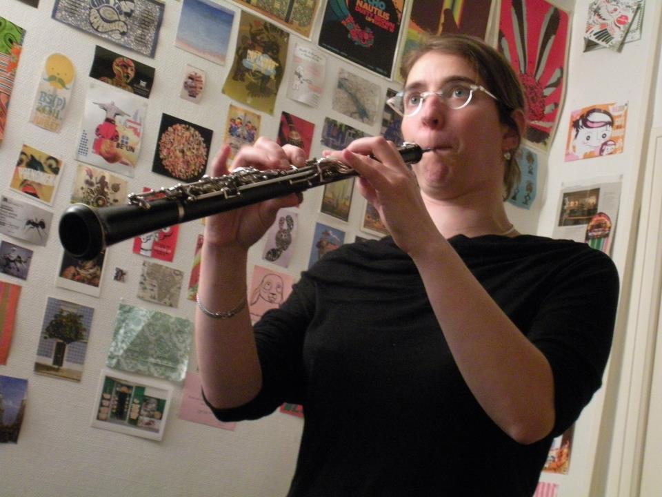 Recording oboe