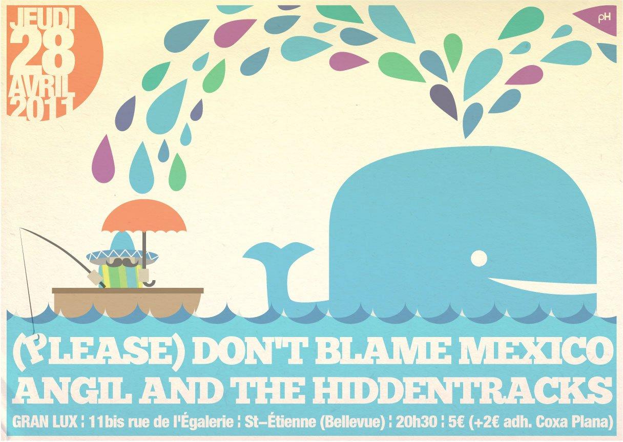 (Please) Don't Blame Mexico in Saint-Etienne