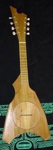 Polynesian ukulele