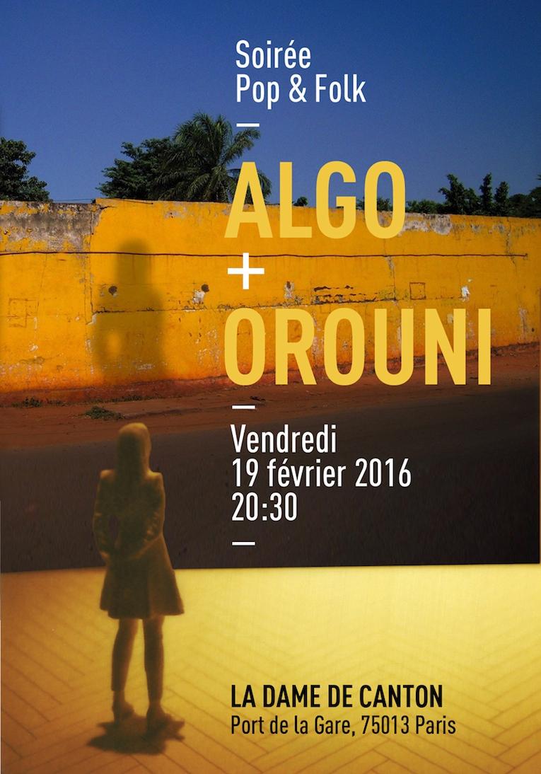 ALGO + Orouni