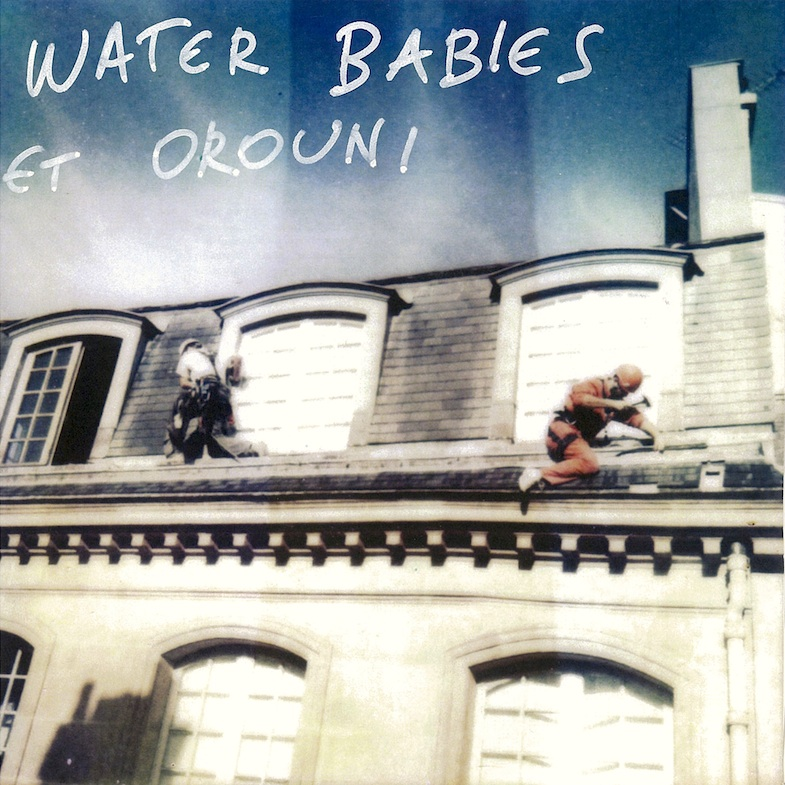 Water Babies & Orouni: split single out June 15th 2015