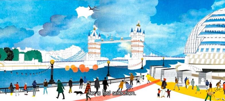 Natsko Seki - London