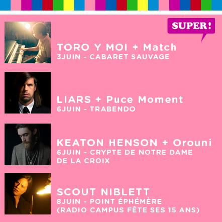 Keaton Henson + Orouni (June 6th in Paris)