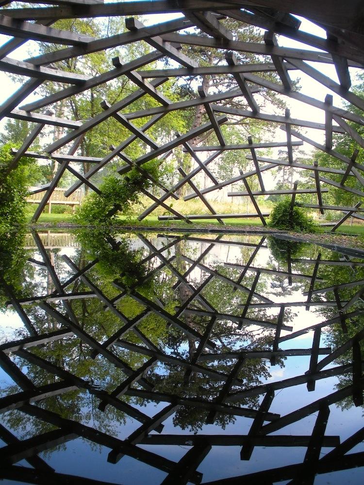 Wang Shu - Le jardin des nuées qui s'attardent
