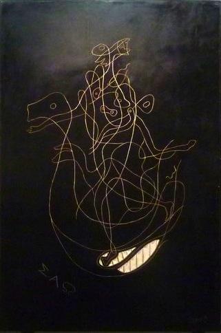 Georges Braque - Thégonie d'Hésiode - Zao