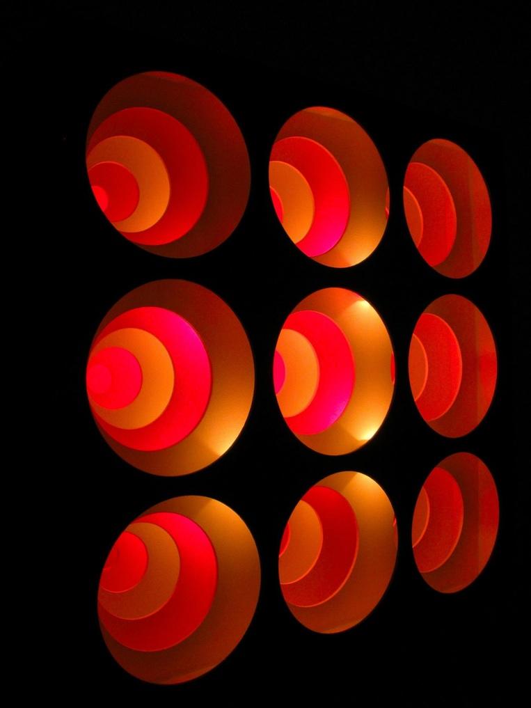 Gregorio Vardanega - Espaces chromatiques