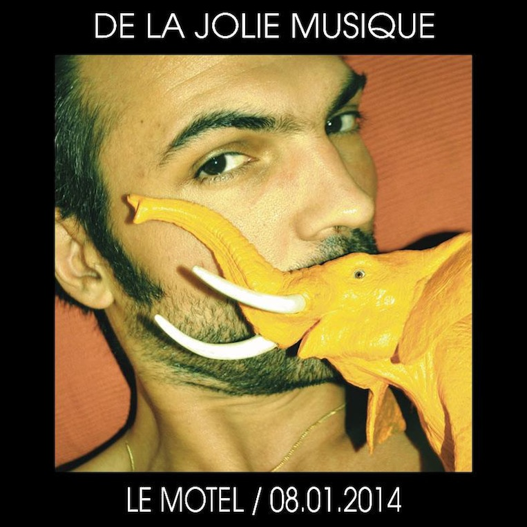 De La Jolie Musique @ Le Motel - January 8th 2014