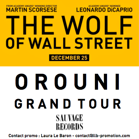 Martin Scorsese - The Wolf Of Wall Street - Orouni - Grand Tour