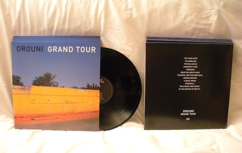 Orouni - Grand Tour vinyl