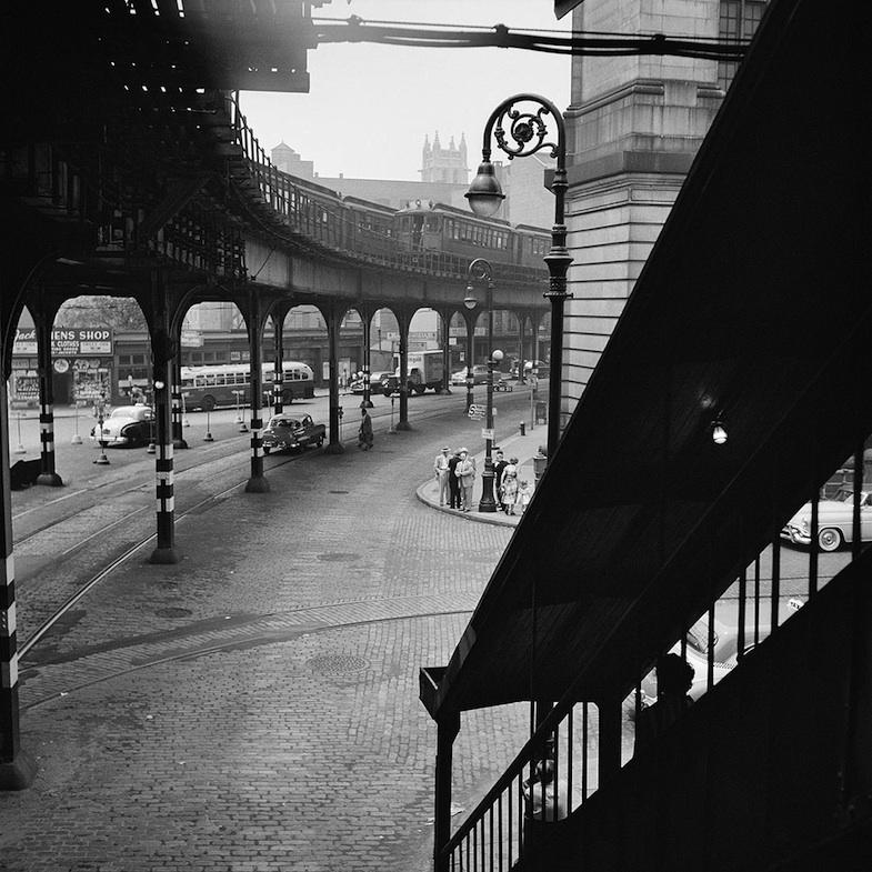 Vivian Maier - 1954, New York