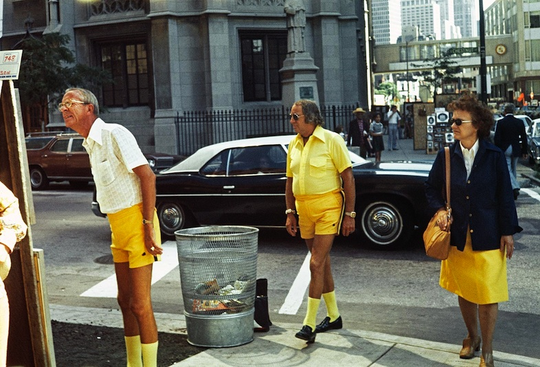 Vivian Maier - Chicago, August 1975