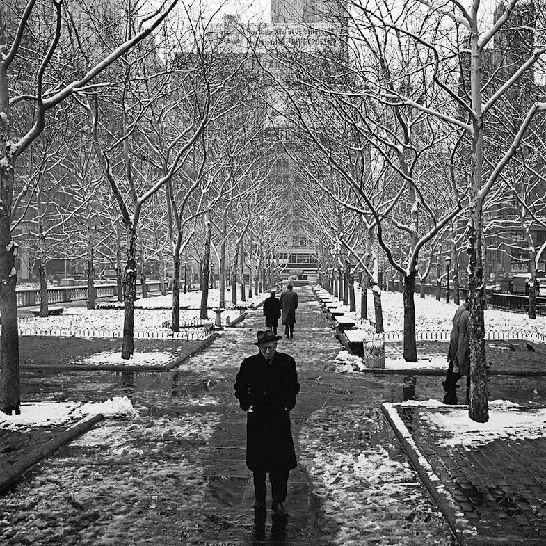 Vivian Maier - March 18, 1955, New York