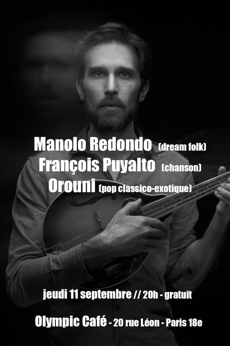 Orouni + Manolo Redondo + François Puyalto