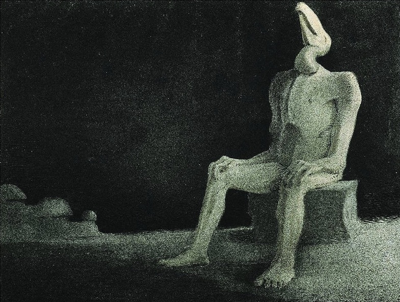 Alfred Kubin - The past