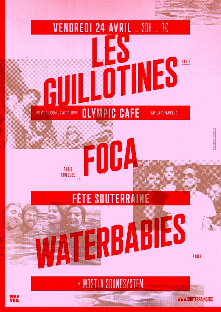 Water Babies @ Olympic Café