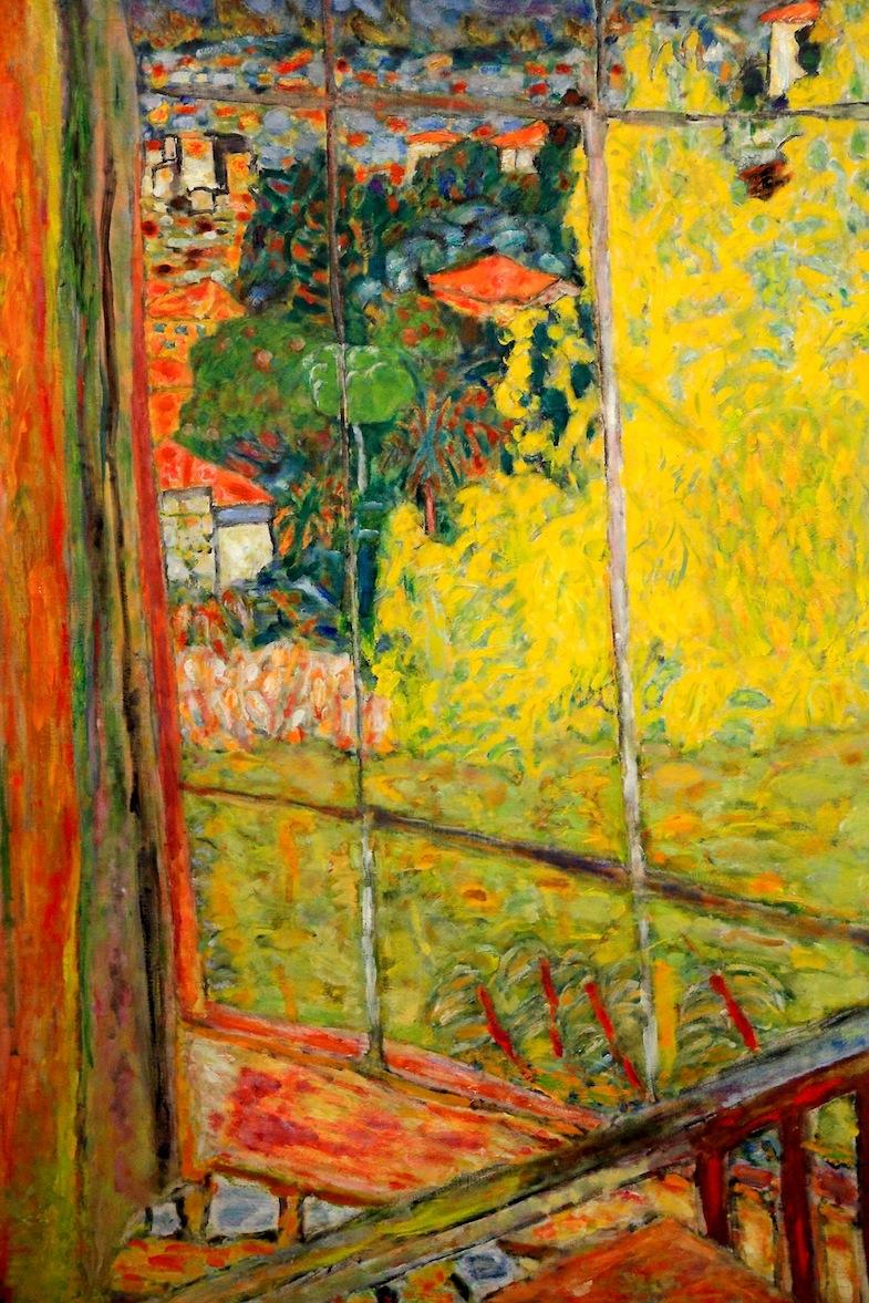 Bonnard - L'atelier au mimosa