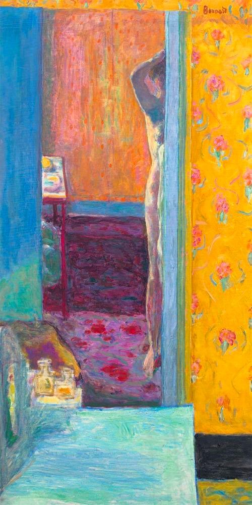 Bonnard - Nu dans un interieur