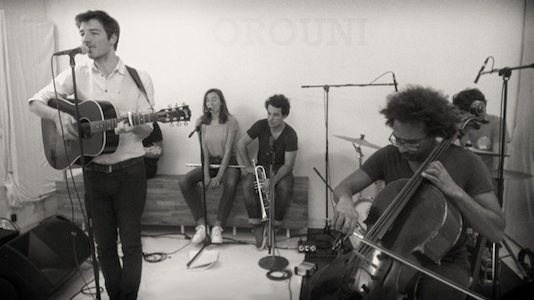 Orouni - Dagobert Pop Session