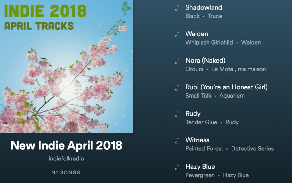 Orouni - Indie & Folk Radio
