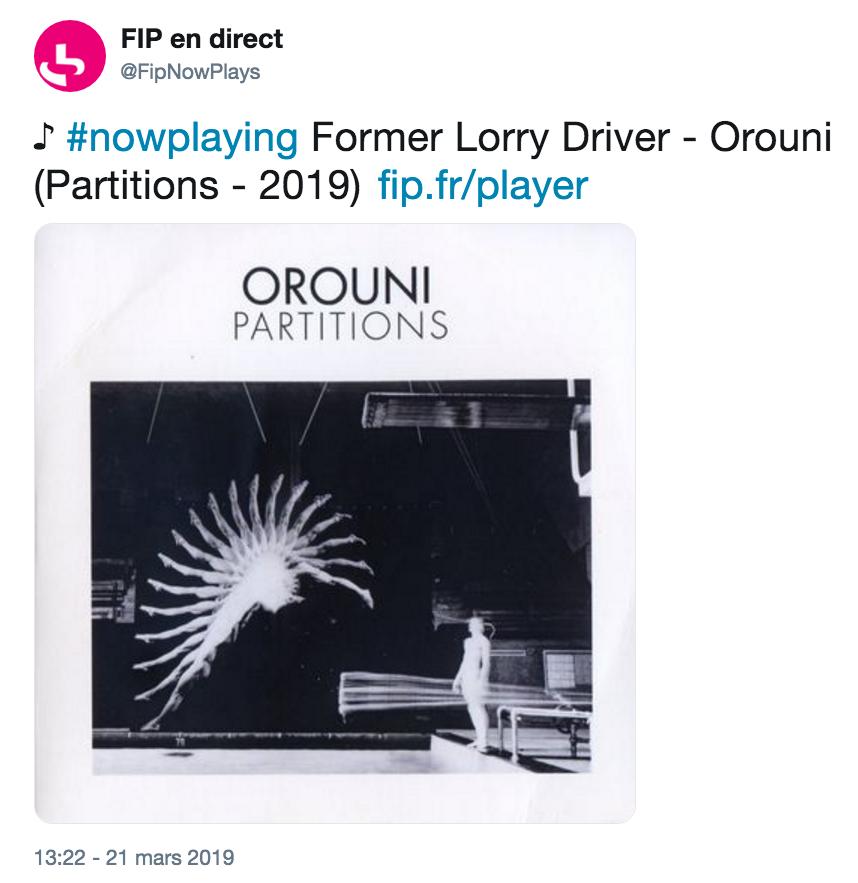Orouni - FIP