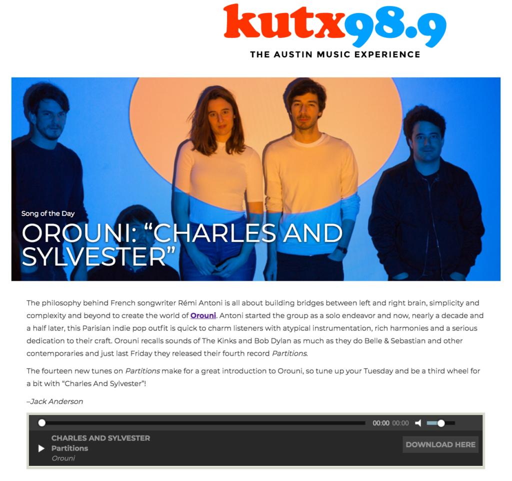 Orouni - KUTX