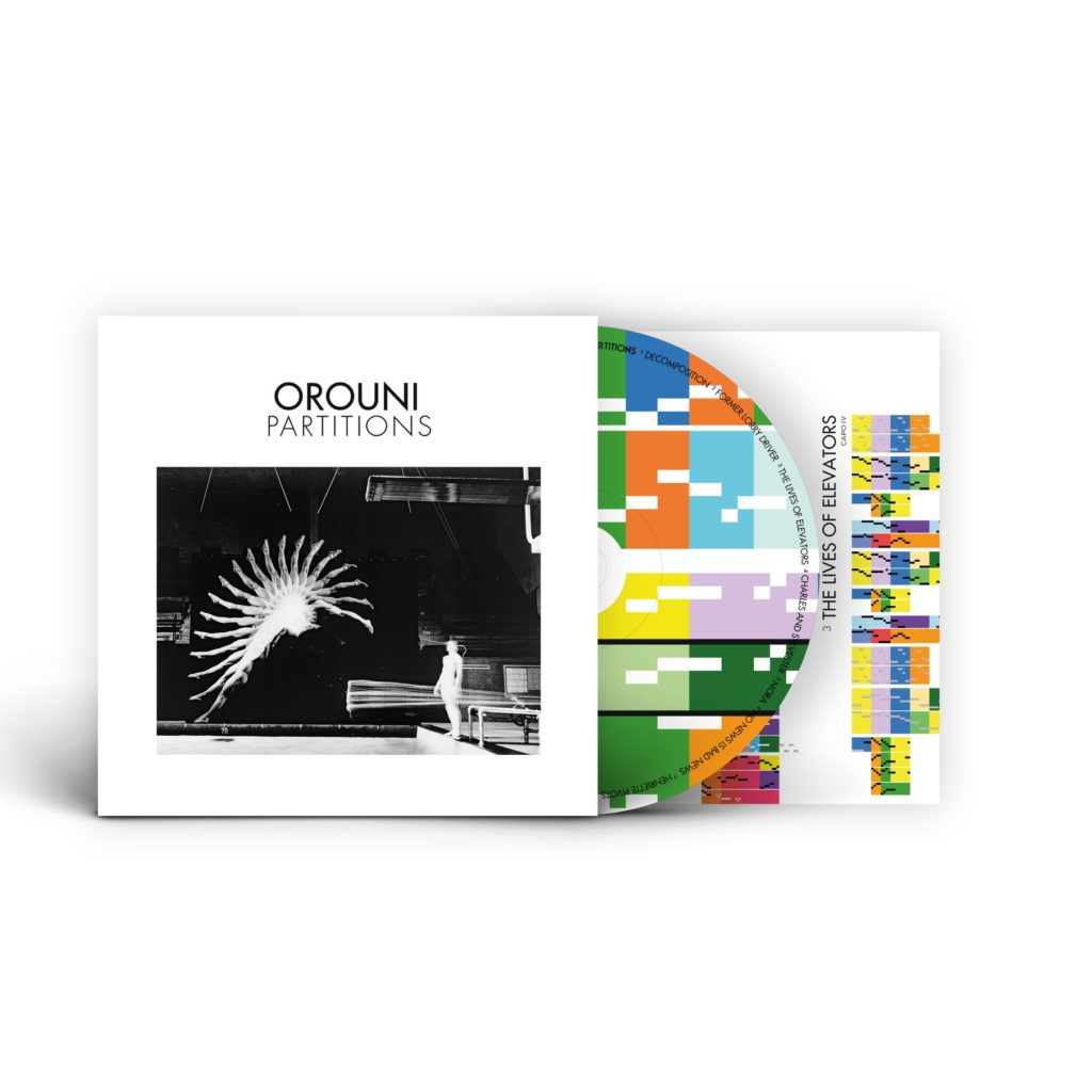 Orouni - Partitions CD