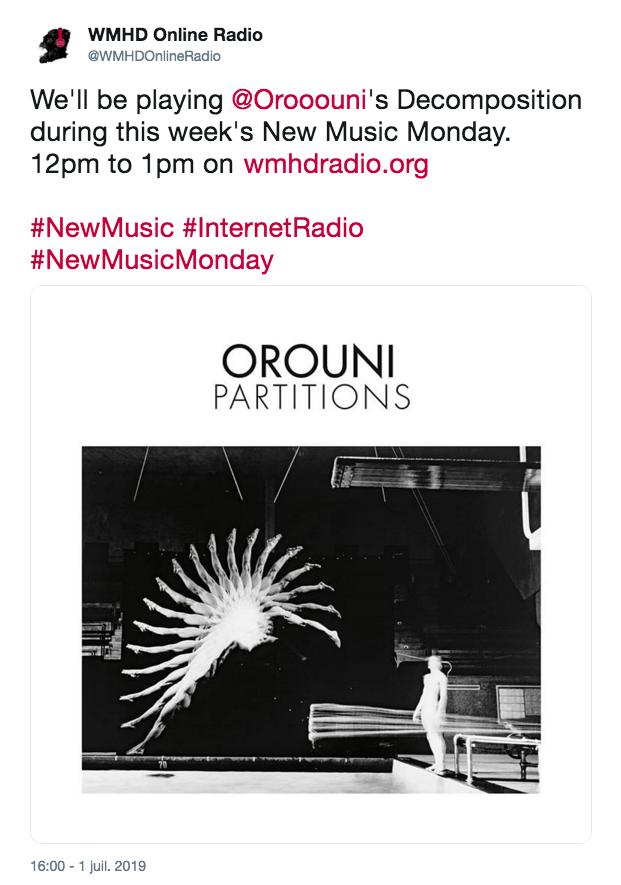 Orouni - WMHD