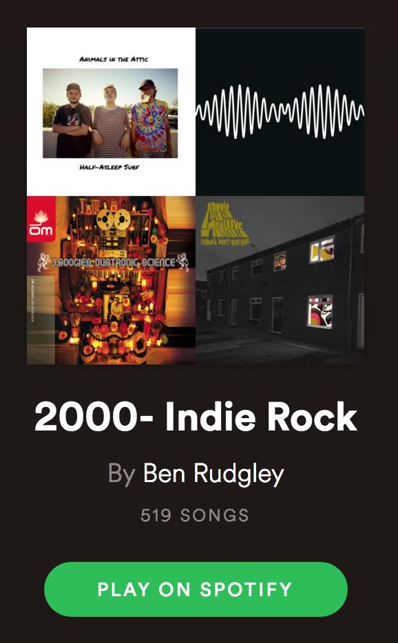Orouni - 2000- Indie Rock